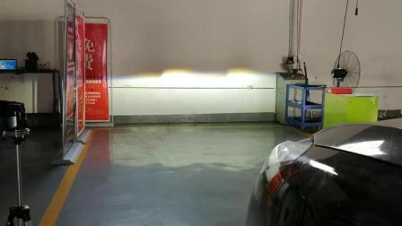 江铃驭胜S350汽车改装氙气灯效果怎么样?看看就知道