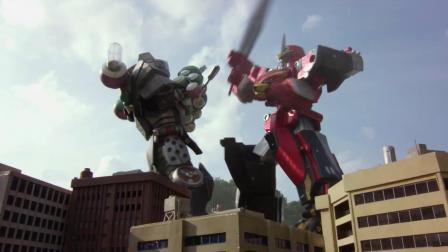 超能战士野兽变身新一季官方预告片—恐龙力量组队战斗(杰森等老队员回归)