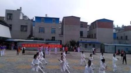 陈式太极拳(8月8日全民健身日表演节目)