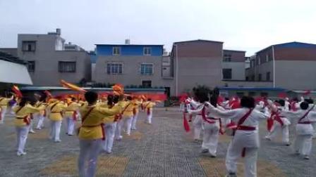 腰鼓_(8月8日全民健身日集体展演)