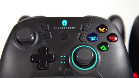 雷神G50游戏手柄外观展示