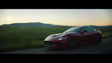 玛莎拉蒂GT Maserati GranTurismo 高性能跑车 30秒广告