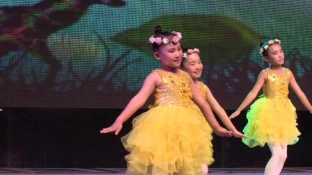 莱西市树蕊艺术培训学校 2019月湖文化节专场演出 舞蹈《公主的梦想》