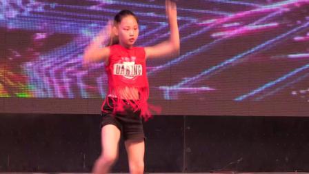 莱西市树蕊艺术培训学校 2019月湖文化节专场演出 流行舞《我的爱》