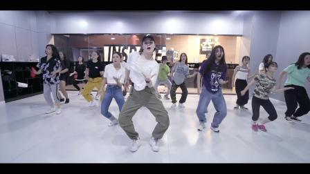 INSPACE舞蹈-Piggy老师-Girl's Style进阶课程视频-Ooh La La(Part 1)