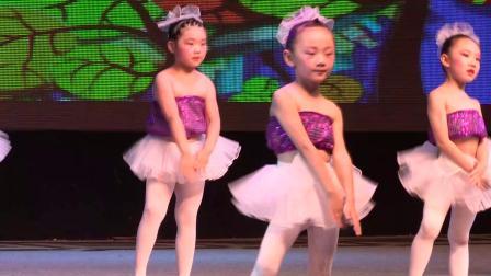 莱西市树蕊艺术培训学校 2019月湖文化节专场演出 舞蹈《微笑的季节》