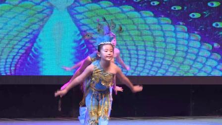莱西市树蕊艺术培训学校 2019月湖文化节专场演出 舞蹈《五彩梦》