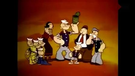 80后看过的经典动画片主题曲--大力水手