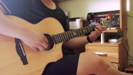 指弹吉他」普通面单吉他居然能出这种音色~押尾光太郎《Ben》
