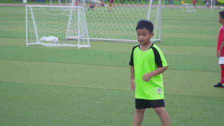 2019暑假足球训练