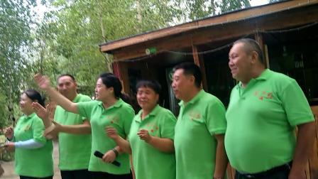 同学聚会小合唱——没有共产党就没有新中国