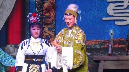 越剧《杨门女将》彩排-黄岩小梅花