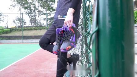 维金斯科比哈登篮球鞋女青少年学生日系运动鞋男鸳鸯鞋子男潮鞋aj