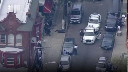 #美国费城枪击案#:枪手曾直播现场画面