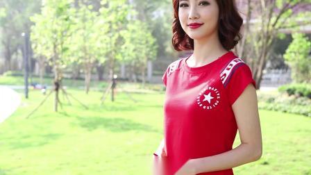 广场舞服装新款套装女杨丽萍夏短袖中老年舞蹈跳舞衣服休闲运动服