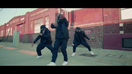 冯德伦Netflix美剧曝主题曲舞蹈MV这就是街舞合作舞团The Kinjaz暗黑编舞酷到爆炸