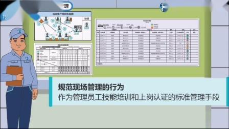 41现场管理目视化41.2.4生产布局与岗位人员管理