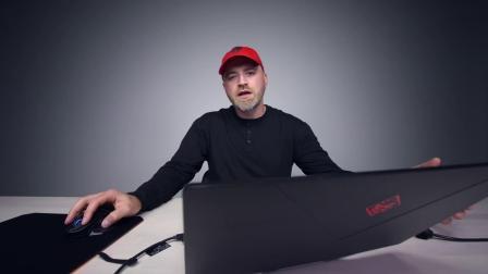 全球首款双屏幕电竞笔记本!惠普 OMEN X 开箱