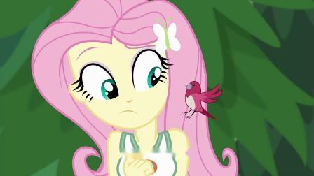 彩虹小马 小马国女孩4:森林传奇 一起来感受小马国女孩们的快乐生活吧,真是令人羡慕的友谊