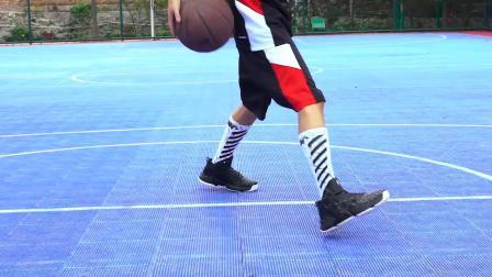 乔丹黑武士篮球鞋2019新款男士高筒篮球战靴学生减震运动鞋