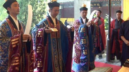 北京白云观己亥年中元节超度大法会摄召安灵(下)