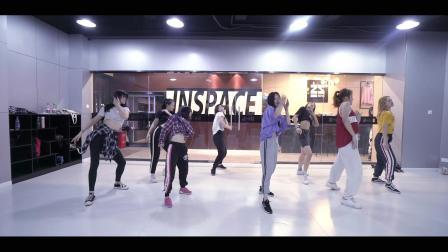 INSPACE舞蹈-宝宝老师-Jazz进阶课程视频-Chill(Part 1)