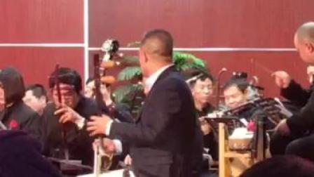 评剧金牌名票高玉娟演唱《桃花庵》选段 板胡天津著名琴师张玉斌。