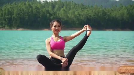 经典中级瑜伽教程-腿部伸展