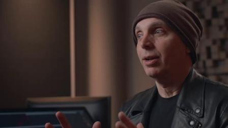 Joe Satriani在工作室的轨道上使用AmpliTube