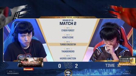 SC2 8月15日2019世界全明星赛DAY1(2)Time(T) vs soO(Z) 2019