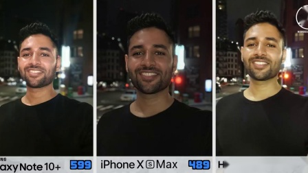 Samsung Note 10 Plus vs iPhone XS Max vs Huawei P30 Pro Camera Test Comparison