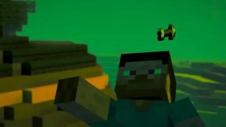 我的世界动画:史蒂夫死后的世界!