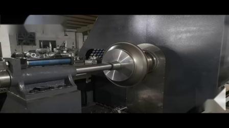 1800型出风口旋压机