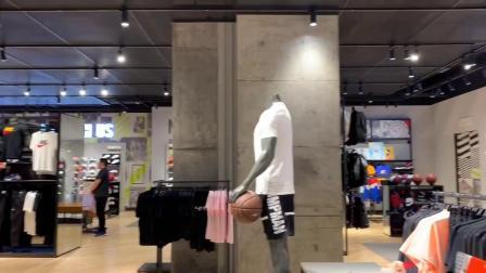 专柜正品NIKE耐克夏季男款巴萨球衣运动短袖T恤AJ5532-456