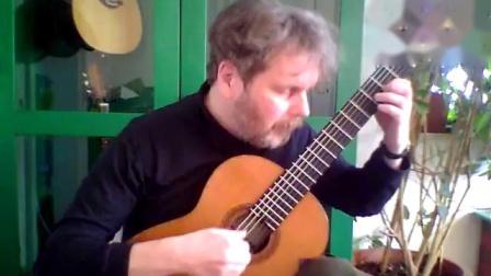 SAGRERAS 沙格拉斯古典吉他教程 2-35