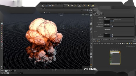 V-Ray for Houdini 全新发布