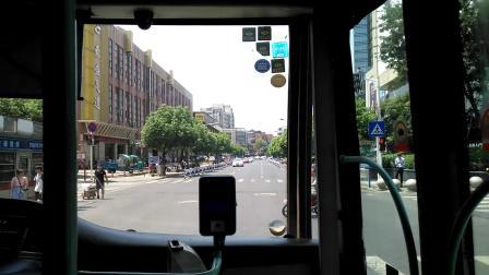 【常州公交】常州68路公交车(58592)(火车站公交中心站-淹城)【VID_20190816_123113】