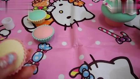 日本食玩 奶油杯子蛋糕