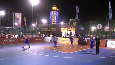 2019青岛金家岭上实中心杯篮球赛 E组 邮储银行 VS 青岛农商银行 2