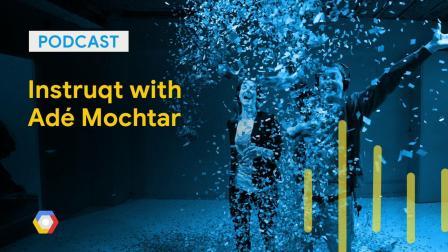 Instruqt with Adé Mochtar: GCPPodcast 187