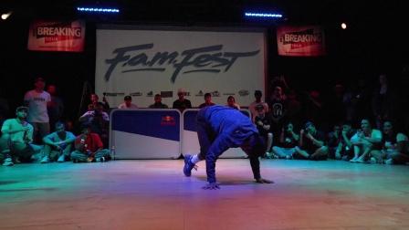 Zeku vs Bowzee [半决赛]  -  F.A.M. Fest 2019