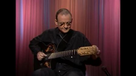 浅谈吉他大师Adrian Legg的演奏,制琴和教学《夜晚的旋律》第118期