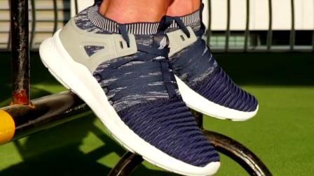 361度夏季男鞋透气网面袜套鞋子品牌断码打折低价男士休闲运动鞋