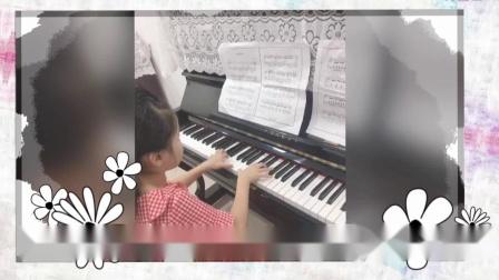 夜音琴行PianoKitty学员视奏《菊次郎的夏天》
