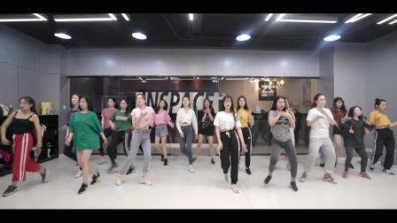 INSPACE舞蹈-NaNa老师-Kpop进阶课程视频-Señorita(Part1)