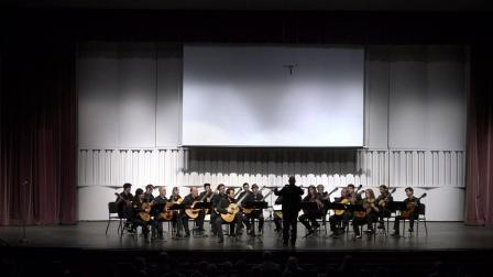 图森吉他协会El Vito乐团音乐会现场,震撼的我说不出话!