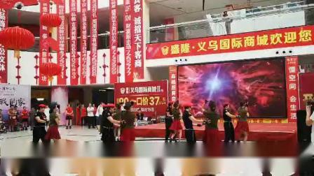队形水兵舞 神采飞扬舞蹈队表演