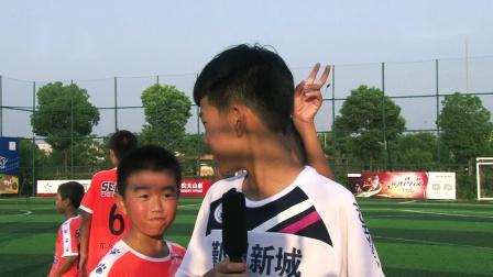 小甬超U12 决赛  鄞州新城 1-0 海曙百旺威视 集锦