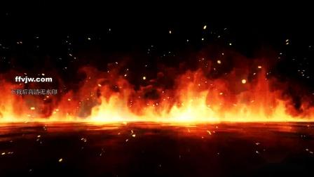 3772999_火焰烈火燃烧视频