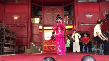 闽剧《珍珠塔》选段,孙小芳演唱,主胡林森钦,司鼓陈老师。